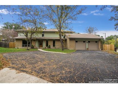 89 BLUET LN  Castle Hills, TX MLS# 1091021