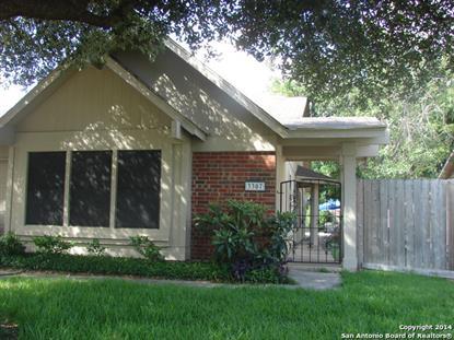 3307 FALCON GROVE DR  San Antonio, TX MLS# 1091211