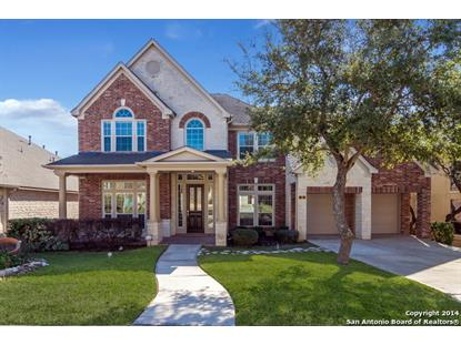 30 Bighorn Canyon  San Antonio, TX MLS# 1091340
