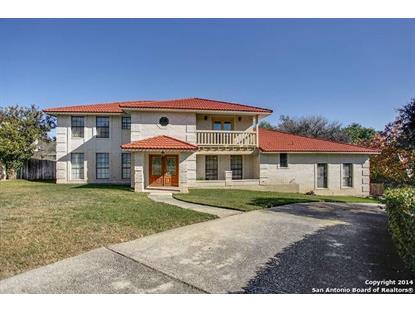3923 FAWNRIDGE DR  San Antonio, TX MLS# 1091618