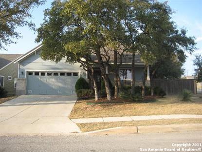 10803 BRIDLE VIEW  San Antonio, TX MLS# 1091955