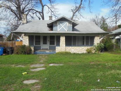 1115 W AGARITA AVE  San Antonio, TX MLS# 1092438