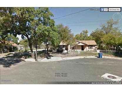 311 Odell St  San Antonio, TX MLS# 1092700