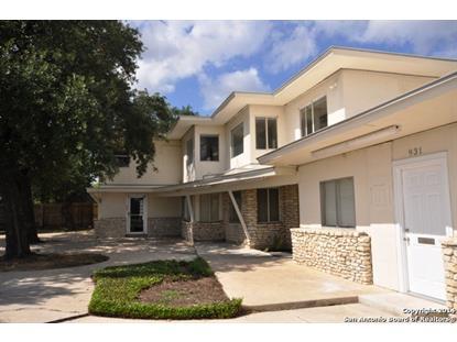 925 BURR RD  Terrell Hills, TX MLS# 1092968