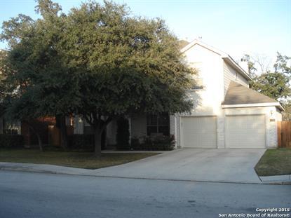 2722 Sage Hollow  San Antonio, TX MLS# 1093492