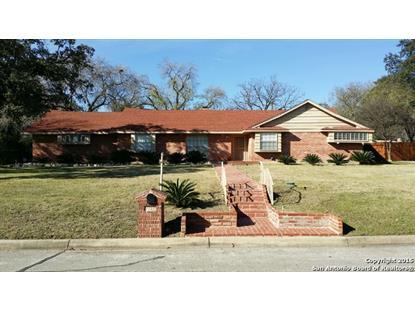 207 HALBART DR  Castle Hills, TX MLS# 1093622