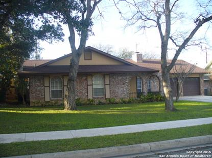 11707 PERSUASION DR  San Antonio, TX MLS# 1093653