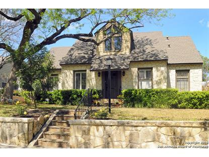 317 WILDROSE AVENUE  San Antonio, TX MLS# 1093678