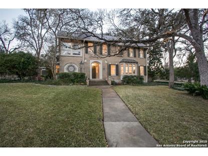 312 PARK HILL DR  San Antonio, TX MLS# 1093939