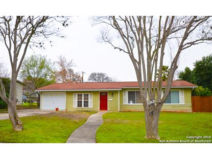 121 LYMAN DR  Terrell Hills, TX MLS# 1094097