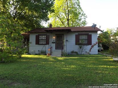 615 Fulton Ave.  San Antonio, TX MLS# 1095307