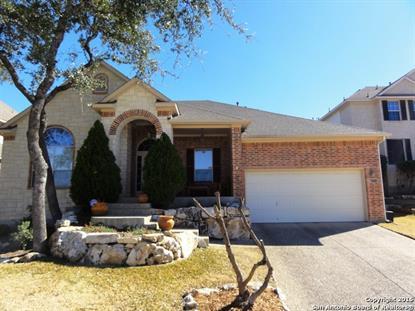 18714 MILLHOLLOW  San Antonio, TX MLS# 1095512