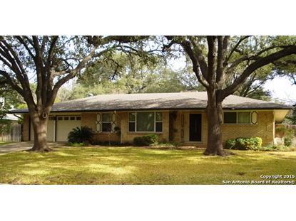 96 ROUNDUP DR  Castle Hills, TX MLS# 1096242