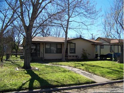114 GASKIN DR  San Antonio, TX MLS# 1096368