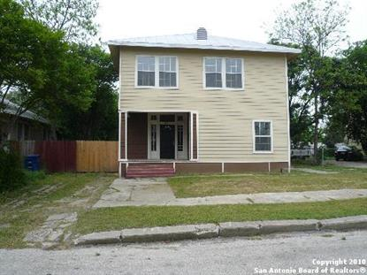 131 YALE AVE  San Antonio, TX MLS# 1097052