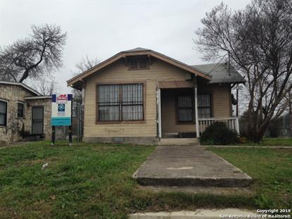 1303 CULEBRA RD  San Antonio, TX MLS# 1097595