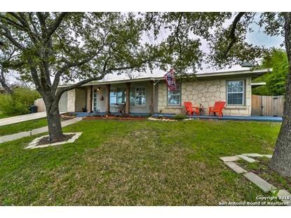 1029 GARRATY RD  Terrell Hills, TX MLS# 1098047