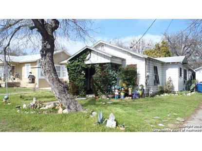 607 E MISTLETOE AVE  San Antonio, TX MLS# 1098809