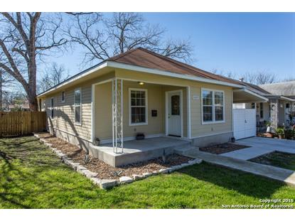 1026 W LYNWOOD AVE  San Antonio, TX MLS# 1099003