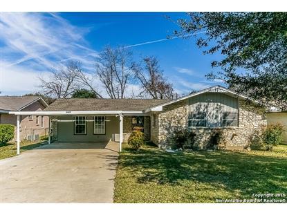 3427 Quakertown  San Antonio, TX MLS# 1099112