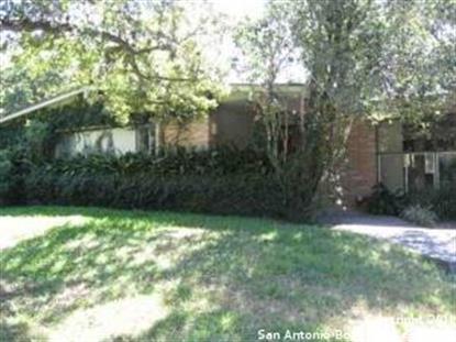 720 CANTERBURY HILL ST  San Antonio, TX MLS# 1099676