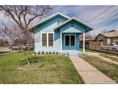 821 W ELSMERE PL  San Antonio, TX MLS# 1099782
