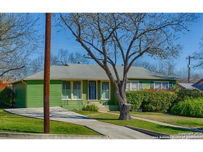 403 Rittiman Rd.  San Antonio, TX MLS# 1100169