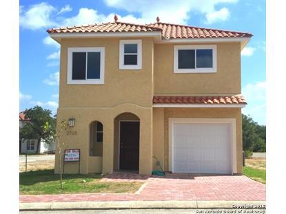 2735 Del Pilar Drive  San Antonio, TX MLS# 1100967