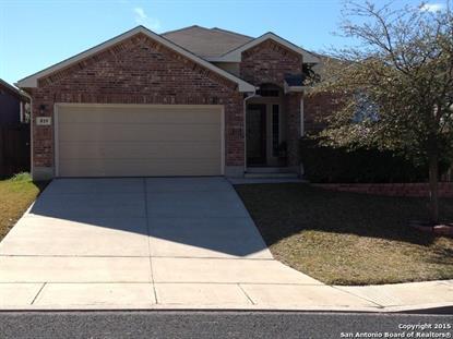 819 POINT SUNSET  San Antonio, TX MLS# 1101021