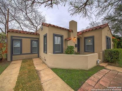 115 Parkmoore Ct  San Antonio, TX MLS# 1101413