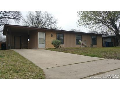 159 SEACOMBER PL  San Antonio, TX MLS# 1101981