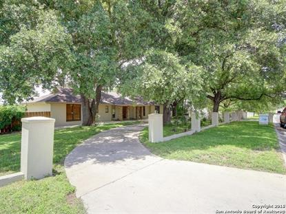 304 HONEYSUCKLE LN  Castle Hills, TX MLS# 1102973