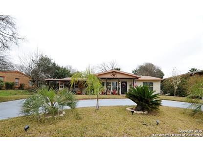 1153 GARRATY RD  Terrell Hills, TX MLS# 1103331
