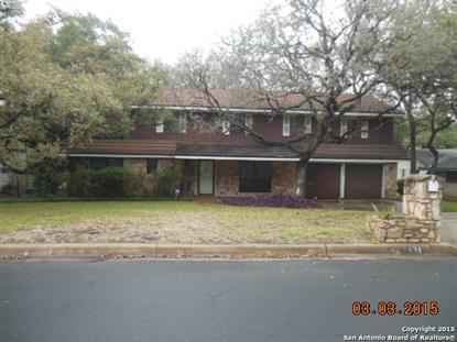 11431 RAINDROP DR  San Antonio, TX MLS# 1103744