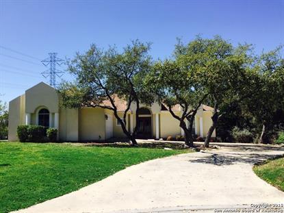 1703 Cactus Bluff  San Antonio, TX MLS# 1104893