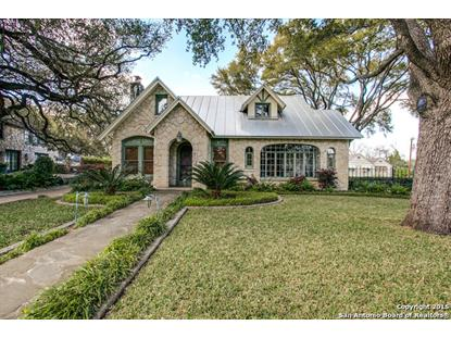 233 Wildrose  San Antonio, TX MLS# 1105123