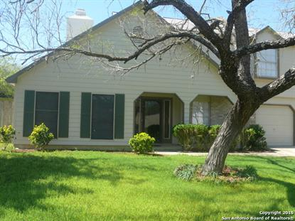16235 Bear Run Dr  San Antonio, TX MLS# 1105715