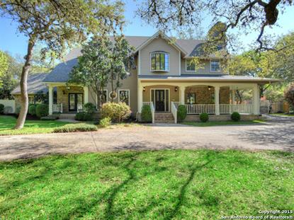 107 HAPPY TRAIL  San Antonio, TX MLS# 1105900