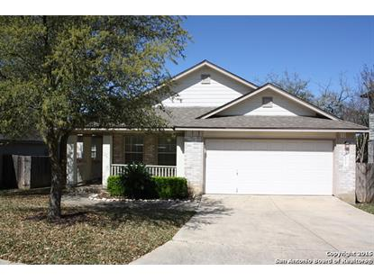 26027 Upton Creek  San Antonio, TX MLS# 1105901