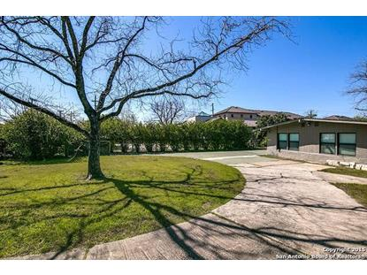 203 BURR ROAD  San Antonio, TX MLS# 1106201