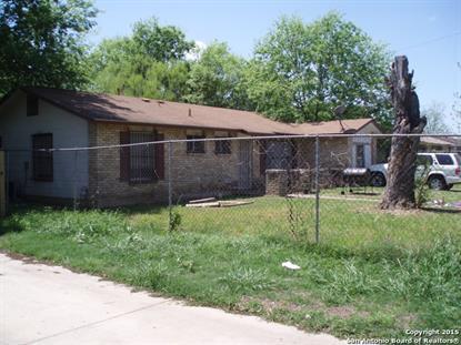 4418 VICKSBURG ST  San Antonio, TX MLS# 1106835