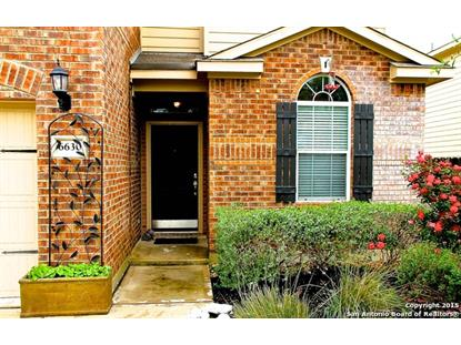 6630 LUCKEY TREE  San Antonio, TX MLS# 1108656