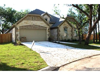 9607 Bow Willow  San Antonio, TX MLS# 1109191