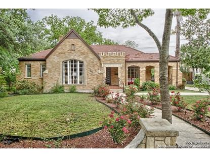 455 MARY LOUISE DR  San Antonio, TX MLS# 1109916