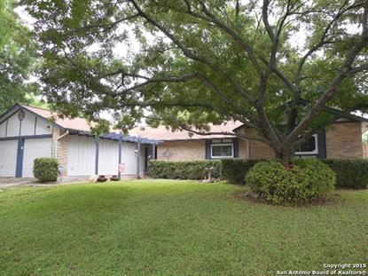 4702 Crested Grove  San Antonio, TX MLS# 1111080
