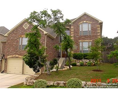 3414 Condalia Court  San Antonio, TX MLS# 1112339