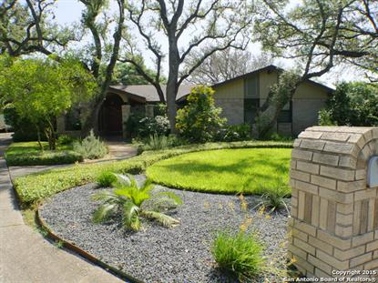 10602 SUNFLOWER LN  San Antonio, TX MLS# 1113744