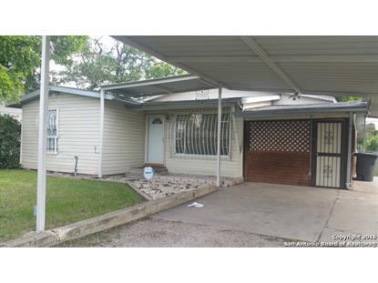 1110 LOVETT AVE  San Antonio, TX MLS# 1114233