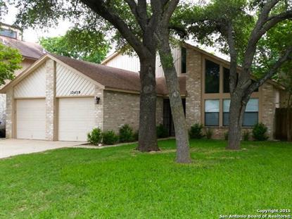 12439 Wandering Trail  San Antonio, TX MLS# 1114587