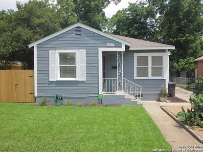1627 W HOLLYWOOD AVE  San Antonio, TX MLS# 1115993